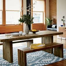 Emmerson Reclaimed Wood Expandable Dining Table West Elm - West elm emmerson industrial expandable dining table