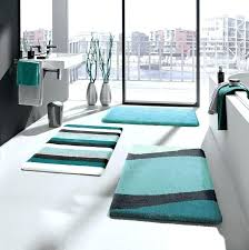 Large Bathroom Rugs Grey Bathroom Rug Oversized Bath Rug Platinum Contemporary Bath