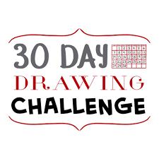 Challenge Complete 30 Day Drawing Challenge Complete Megan Blackberry