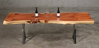 natural wood table top magnificent custom live edge dining table woodfusion natural
