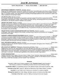 Sample Targeted Resume by Hospital Volunteer Resume Example Resume Examples Resume