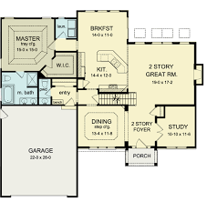 house plan 54080 at familyhomeplans com