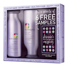 Best Shampoo And Conditioner For Color Treated Hair Hydrate Your Hair Shampoo U0026 Conditioner Duo Pureology Cosmoprof