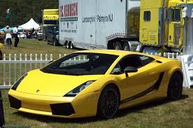 lamborghini gallardo superleggera yellow le macchine d italia 2007 belle079 hr image at lambocars com