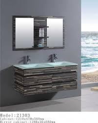 bathroom ravishing cabinet awesome dell teak mount vessel with