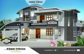 3 Bedroom House Designs In India 3 Bedroom House Exterior Design House Design 2018