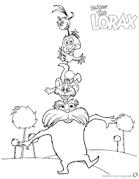 lorax coloring pages pdf lorax coloring pages download this coloring page lorax coloring