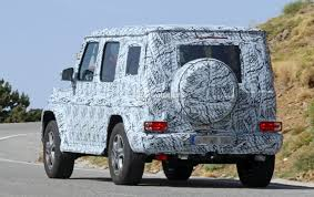 future mercedes g class next generation mercedes benz g class dashboard partially revealed