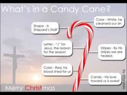 candy story the christmas candycane story