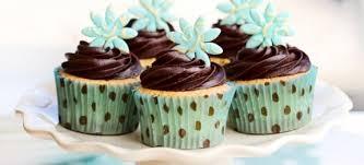cupcake vanille glaçage chocolat noir recette de cupcake