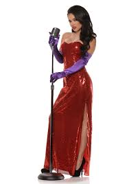 Bollywood Halloween Costumes Women U0027s Red Hollywood Bombshell Costume