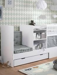 chambre transformable chambre bébé lit transformable blanc photo 6 10 un lit très