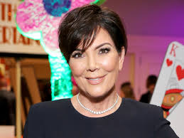 kris jenner hairstyles front and back kris jenner blonde hair pixie cut instyle com