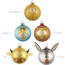 alessi amj13 4 bue glass tree ornament alessi christmas ornaments