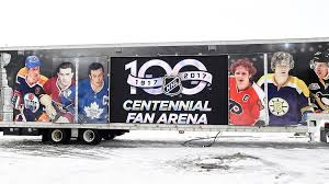 nhl centennial fan arena nhl centennial fan arena adds dates in march april