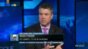 Seeking Abu Dhabi 2018 Abu Dhabi Hsbc No Ross Fisher Arron Oberholser Golf Channel