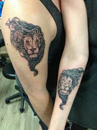35 cool lion tattoo designs for men
