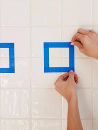 painting bathroom tile board 27 with painting bathroom tile board