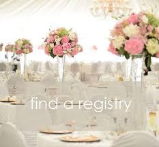 bridal registry lookup registry