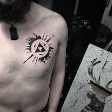 man chest tattoo best tattoo ideas gallery