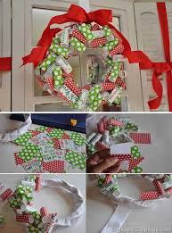 How To Make Paper Christmas Decorations At Home Top 35 Astonishing Diy Christmas Wreaths Ideas Amazing Diy