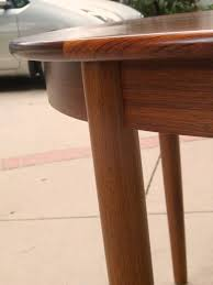 rosewood dining room furniture andrew wilder gallery detail danish mid century modern