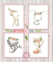 42 best girls nursery and bedroom wall art decor prints images on