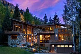 modern mountain home designs modern design ideas