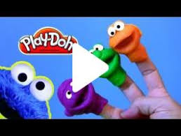play doh chef cookie monster letter lunch dc toy collector kidkam