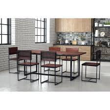 rustic modern dining chairs fascinating chairs design dining room dark brown