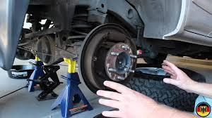 toyota 4runner repair 1996 2002 toyota 4runner rear brake drum shoe replacement