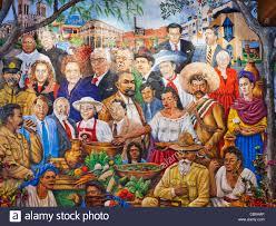 mi tierra restaurante con historia mi tierra mural san antonio foto imagem de stock 41760846 alamy