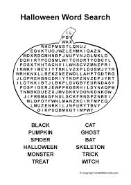 word search halloween a4 jpg