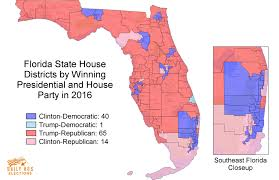 Florida House Districts Map Morning Digest Florida Democrats Face Steep Deficits But