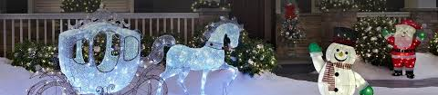 Christmas Outdoor Decorations On Sale by Outdoor Christmas Decorations
