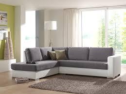 toff canapé ezama notre salon d angle bicolore a un style et frais