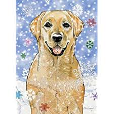 great gifts for dog lovers labrador christmas cards