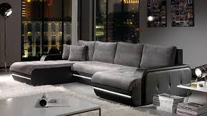 destockage canapé d angle canapés d angle fixe ou convertible docks du meuble