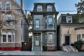Narrowest House In Boston 39 White Street East Boston Ma 02128 A Victorian Gem For Sale
