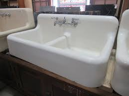1930s Kitchen Sink How To Install An Antique Sinks Cabinet U2014 The Homy Design