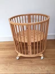 Stokke Mini Crib by Stokke Sleepi Mini Stokke Sleepi Cot And Bed In Wirral