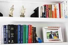 the sst guide to styling a bookshelf u2013 silver spoon taste
