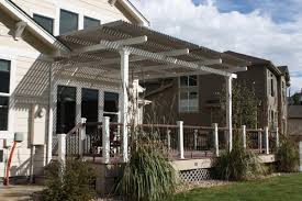 Louvered Patio Roof Adjustable Patio Covers Denver Cardinal Architectural Patio