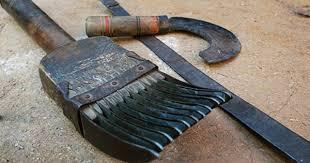 Antique Rug Hooking Tools Rug Weaving