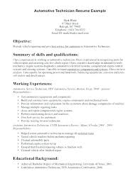 automotive technician resume exles service technician resume similar resumes field service technician