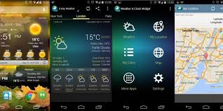 best clock widget for android weather widgets best weather apps and weather widgets for android