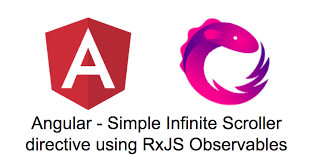 rxjs tutorial github angular simple infinite scroller directive with rxjs observables