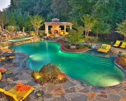 Pool Ideas For Backyards Backyard Style Ideas Landscaping Deck Design Ideas For Small