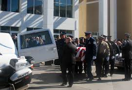 albuquerque funeral homes albuquerque lays slain officer to rest in emotional service the
