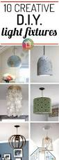 Diy Light Fixtures by 312 Best Diy Lighting Images On Pinterest Diy Light Lawyer